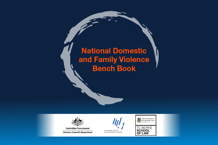 National Domestic and Family Violence Bench Book