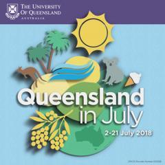 Queensland in July 2018