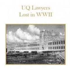 UQ Lawyers Lost in World War II