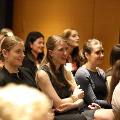 UQ's Women in Law event