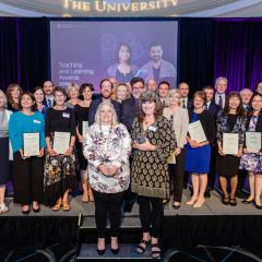 UQ Teaching and Learning Awards