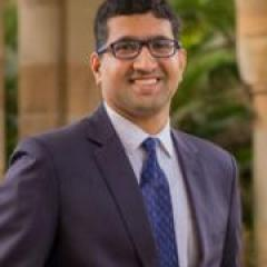 This is an image of UQ Business School academic Ankit Jain