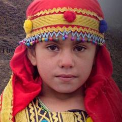 Afghani refugee in Pakistan