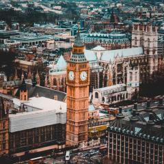 UK city scape