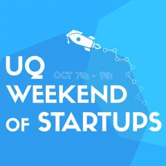 UQ Weekend of Startups