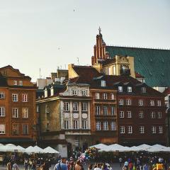 City of Warsaw, Poland