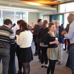 Career Mentoring Program Networking Breakfast