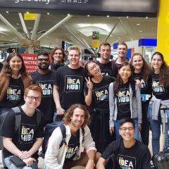 UQ Tel Aviv Startup Adventure 2018