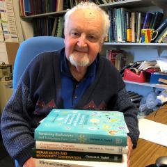 Emeritus Professor Clem Tisdell