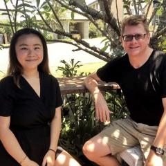 Sena Wanling Liu and Michael Doyle