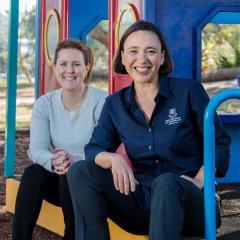 Professor Sara Dolnicar and Professor Melanie Randle