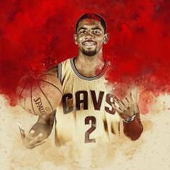 artistic profile of Cleveland Cavaliers player