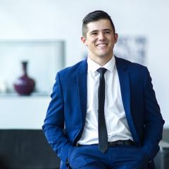 Meet Adam - the boy from the bush with business smarts