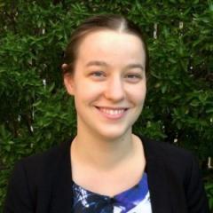 Commerce/Economics Elizabeth Baldwin won the 2017 Treasury Research Institute Essay Competition