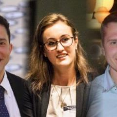 UQ graduates named as John Monash Scholars