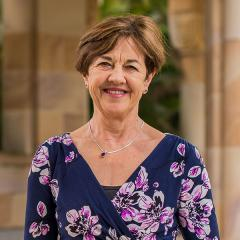 Professor Polly Parker